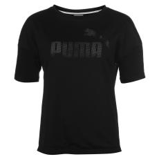 Puma PWR Swagger Ld72 női póló fekete S