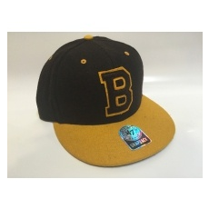 47 Brand Boston Bruins siltes sapka Varsity Wool