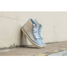 Vans Sk8-Hi 38 DX (Anaheim Factory) Light Blue/ True White