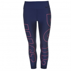 Nike Sportos 3/4 nadrág Nike Power Graphic Cropped Training női