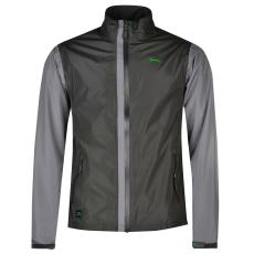 Slazenger Férfi vízálló golf dzseki sötétszürke L
