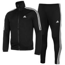 Adidas Tiro Poly Suit férfi melegítő szett fekete L
