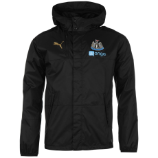 Puma Newcastle United férfi esőkabát fekete S