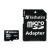 Verbatim 8GB Micro SD (HC) CLASS 10 WITH ADAPTOR