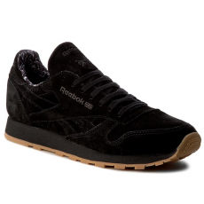 Reebok Cipők Reebok - Cl Leather Tdc BD3230 Black/White Gum