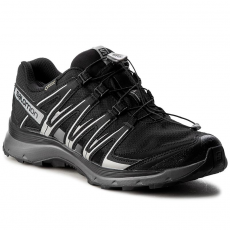 Salomon Cipők SALOMON - Xa Lite Gtx 393312 27 V0 Black/Quiet Shade/Monument