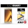 Eazyguard Samsung A320F Galaxy A3 (2017) gyémántüveg képernyővédő fólia - Diamond Glass 2.5D Fullcover - gold