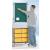 Conen EasyWall BoxBoard 6 fiókos tábla