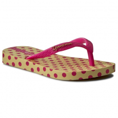Ipanema Vietnámi papucsok IPANEMA - Unique IV Kids 81774 Yellow/Pink 24158