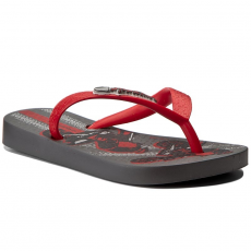 Ipanema Vietnámi papucsok IPANEMA - Temas VIII Kids 22196 Grey/Red 22196