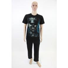 Halálfejes férfi póló