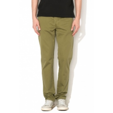 United Colors of Benetton Katonazöld Férfi Slim Fit Nadrág, 48 (4APN57ZT8-313-48)