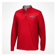 Reebok Washington Capitals Pulóver Center Ice Quarter Zip Baselayer - XL,(EU)