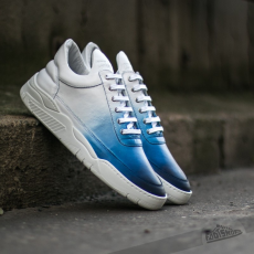 Filling Pieces Low Top Degrade Blue/ White
