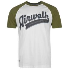Airwalk Póló Airwalk Raglan fér.