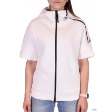 Adidas PERFORMANCE Női Végigzippes pulóver ZNE SS HOODY ND