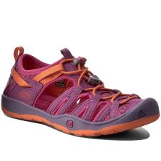 Keen Szandál KEEN - Moxie Sandal 1016353 Purple Wine/Nasturtium
