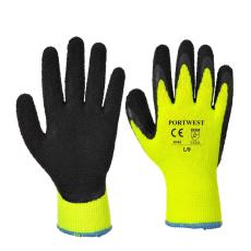 Portwest A143 - Thermal Soft Grip kesztyű - Narancs