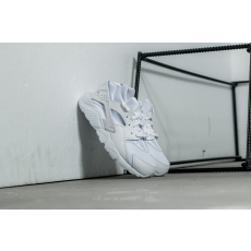 Nike Huarache Run (PS) White/ White-Pure Platinum