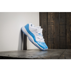 Jordan Air Jordan 11 Retro Low (BG) White/ University Blue