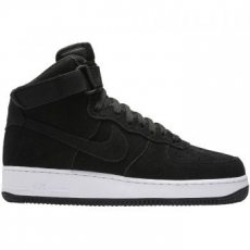 Nike Air Force 1 High '07 férfi sportcipő, Black/White, 42 (315121-038-8.5)