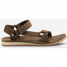TEVA Original Universal Prem Leather Szandál D (TE-1006315-q_Dark Earth)