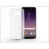 Haffner Samsung G955F Galaxy S8 Plus szilikon hátlap - Ultra Slim 0,3 mm - transparent