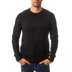 HEAVY TOOLS HEVITT brown Férfi kötött pulóver
