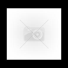 BACI Plus Size - rózsamintás necc harisnya (fekete)