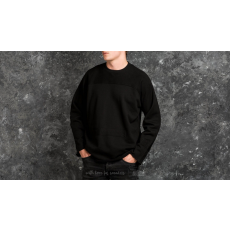 STAMPD Washed Down Longsleeve Crew Black