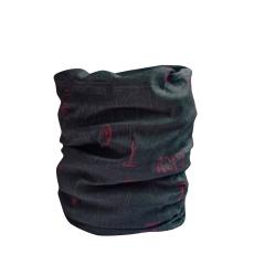 CRV CLIF multifunkcionális sál fekete