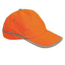 Cerva TAHR baseball sapka reflex. narancssárga