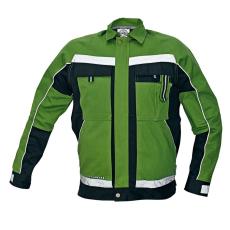AUST STANMORE kabát zöld/fekete 48