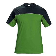 AUST STANMORE trikó zöld/fekete XXXXL