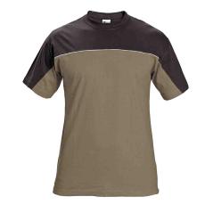 AUST STANMORE trikó sötét barna XXXL