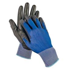 Cerva SMEW fekete kesztyű nylon kék/fekete - 7