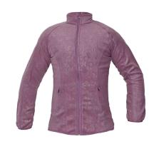 CRV YOWIE női polár kabát fény lila XS