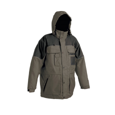 Cerva ULTIMO kabát fekete-szürke S