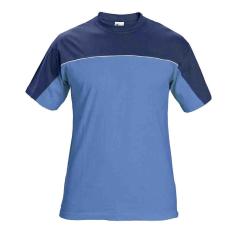AUST STANMORE trikó világos/sötét kék XL