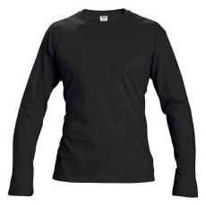 Cerva CAMBON hosszú ujjú trikó fekete L