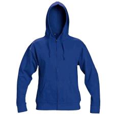 Cerva NAGAR csuklyás pulóver royal kék L