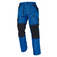 Cerva MAX nadrág kék/fekete 52