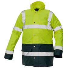 Cerva SEFTON kabát HV sárga/navy XL