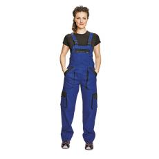 Cerva MAX LADY női kertésznadrág kék/fekete 50
