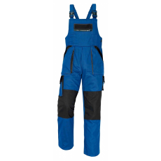 Cerva MAX kertésznadrág kék/fekete 62