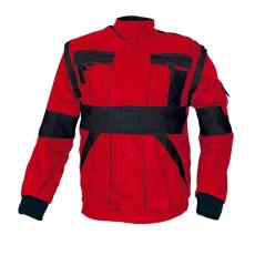 Cerva MAX kabát piros / fekete 46