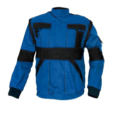 Cerva MAX kabát kék / fekete 52
