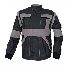 Cerva MAX kabát fekete / szürke 66