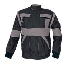 Cerva MAX kabát fekete / szürke 52