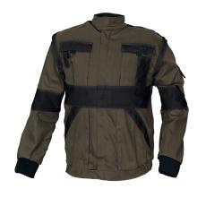 Cerva MAX kabát barna / fekete 58
